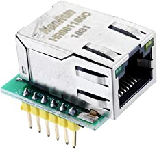 ILS - USR-ES1 W5500 Chip SPI to LAN Ethernet Converter TCP/IP Module WIZ820io