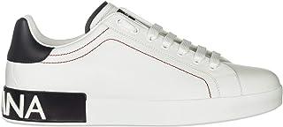 6f97e67485 Dolce&Gabbana Portofino Zapatillas Hombre Bianco/Nero