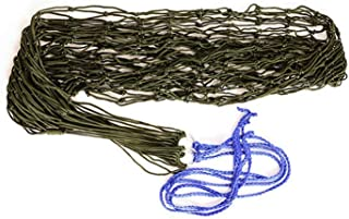 OPSLEA Amaca Singola in Rete di Nylon Amaca Singola in Corda di Nylon Amaca da Giardino Interna