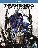 Transformers: 4-Movie Collection [Edizione: Regno Unito] [Reino Unido] [Blu-ray]