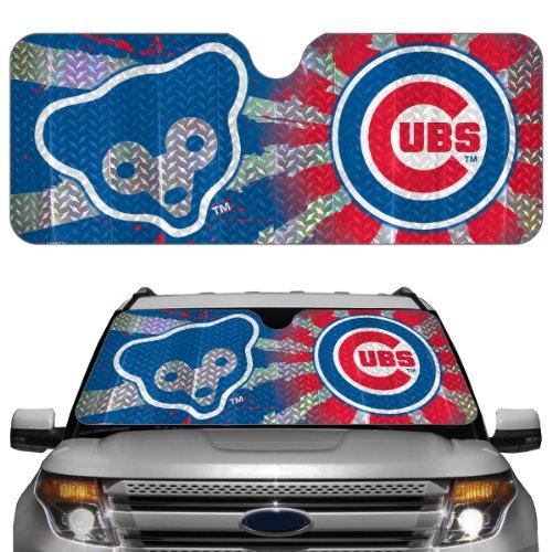 MLB Chicago Cubs Auto Sun Shade Windshield