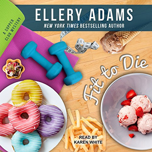 Fit to Die audiobook cover art