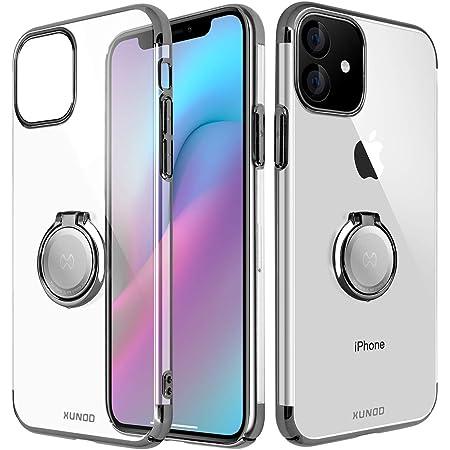 Für Iphone 11 Schutzhülle Mit Metallständer Ultradünnes Elektronik