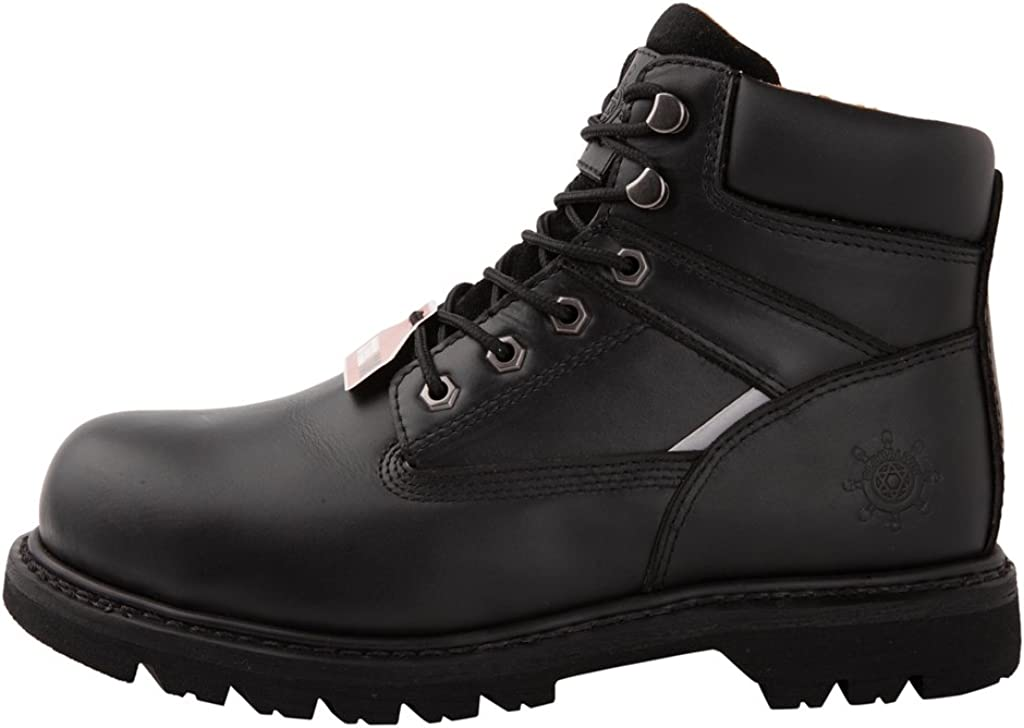 GW Men's 1606ST Steel Manufacturer regenerated product Max 68% OFF Work Toe Boots