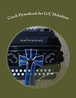 Czech Hymnbook for G/C Melodeon