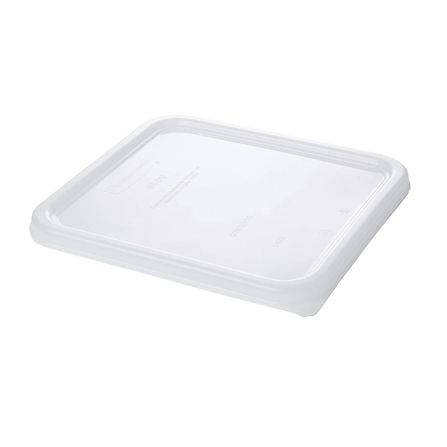 Rubbermaid Commercial Products Small Lid Ranking TOP5 For 8 2 San Antonio Mall Qt. And 6 4