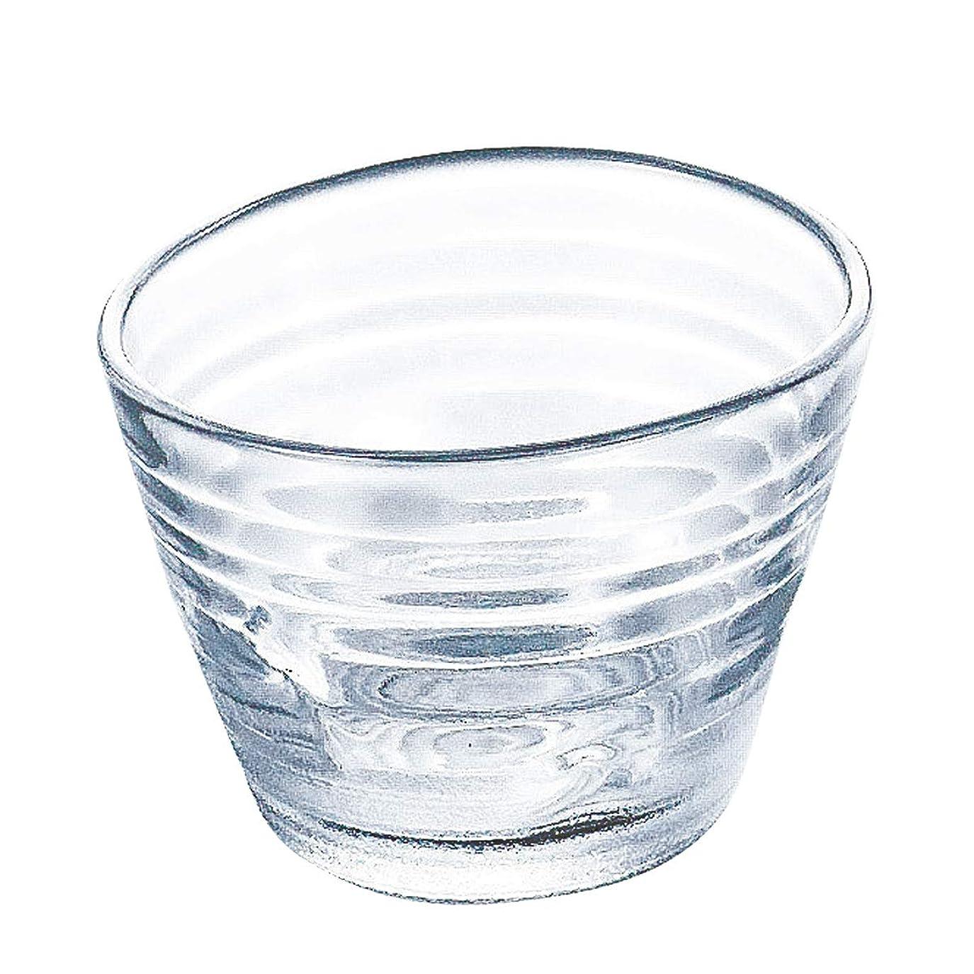 意図分離するの間に東洋佐々木ガラス 小鉢 クリア 約φ8.9×6.4cm みなも つゆ鉢 食洗機対応 日本製 P-37303-JAN