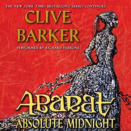 Absolute Midnight: Abarat, Book 3