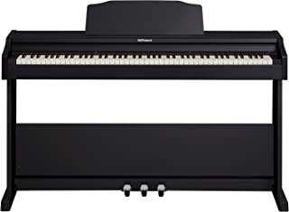 Roland 88-Key Bluetooth Digital Home Piano, Black (RP102) (RP-102-BK)