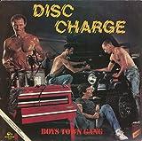 DISC CHARGE LP DUTCH RAMS HORN 1982