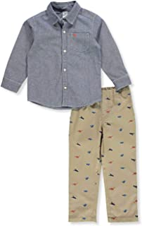 Carter's Boys' 2 Pc Playwear Sets 249g395