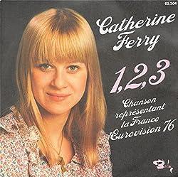 1,2,3 (Eurovision 1976 - chanson représentant la France) - Petit Jean