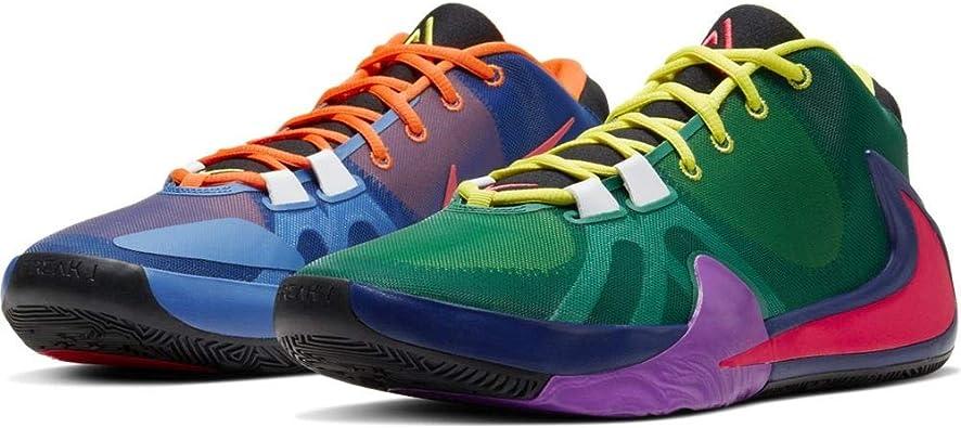 Nike Zoom Freak 1 Multi, Chaussure de Basket Homme : Amazon.fr ...