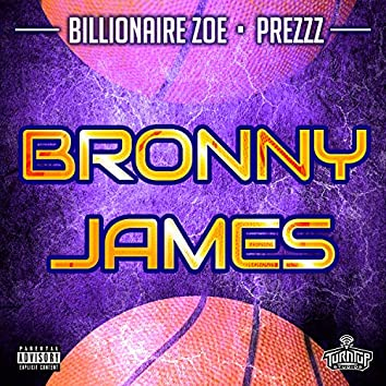 Bronny James (feat. Prezzz)