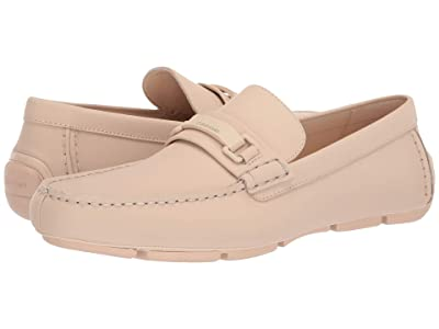 Calvin Klein Kamden (Light Sand Rubberized Leather) Men