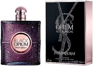 Yves Saint Laurent Black Opium Nuit Blanche Eau De Parfum Spray, 3 oz.