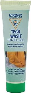 NIKWAX(ニクワックス) 洗濯洗剤 撥水生地用 テックウオッシュ トラベルジェル EBE184