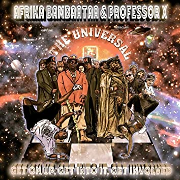 Get On Up, Get Into It, Get Involved (Radio MIX) [feat. Professor X]