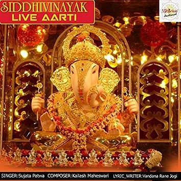 Siddhivinayak Aarti (Live)