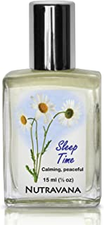 "Sleep Time Signals Our Unconscious""It's Time for Sleep"" (15ml) Begin Deep Health-Restoring Sleep Cycles, Aid Energy Recove..."