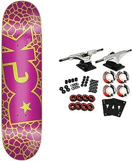 DGK Skateboard Complete Giraffe 8.06