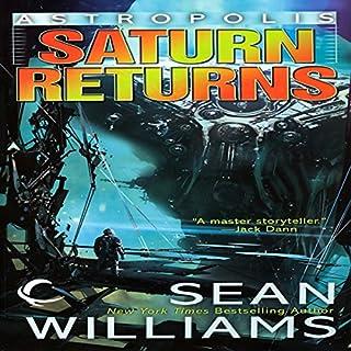 Saturn Returns audiobook cover art