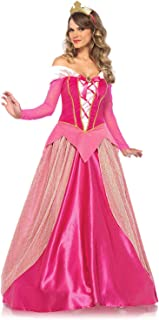 Leg Avenue Women's Classic Sleeping Beauty Princess Halloween Costume