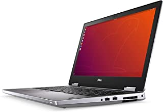 Dell Precision 7540 - i7-9750H - 2.60GHz - 16GB RAM - 2TB SSD - Windows 10 Pro 64bit 英語