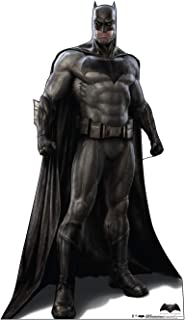 Advanced Graphics Batman Life Size Cardboard Cutout Standup - Batman V Superman: Dawn of Justice (2016)