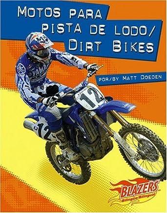 Motos para pista de lodo/Dirt Bikes (Caballos de fuerza / Horsepower) (