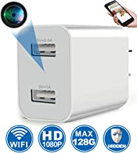 Spy Camera Wireless Hidden WiFi Camera with Remote Viewing, 2020 Newest Version 1080P HD..