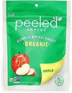 Peeled Snacks Organic Apple 2 The Core, 2.8 oz