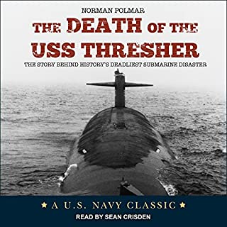 The Death of the USS Thresher audiobook cover art