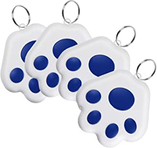 $42 » Soluoc GPS Tracker for Kids & pet cat Dog Position,Cute Dog Paw Portable Bluetooth Intelligent Anti-Lost Device Mini Antil...