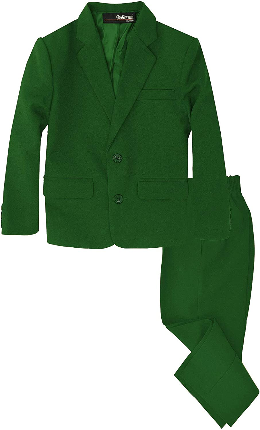 Gino Giovanni Boys 2 Piece Formal Very popular New sales Suit Set