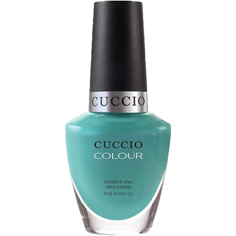 Cuccio Colour Gloss Lacquer - Who Dunn It? - 0.43oz / 13ml