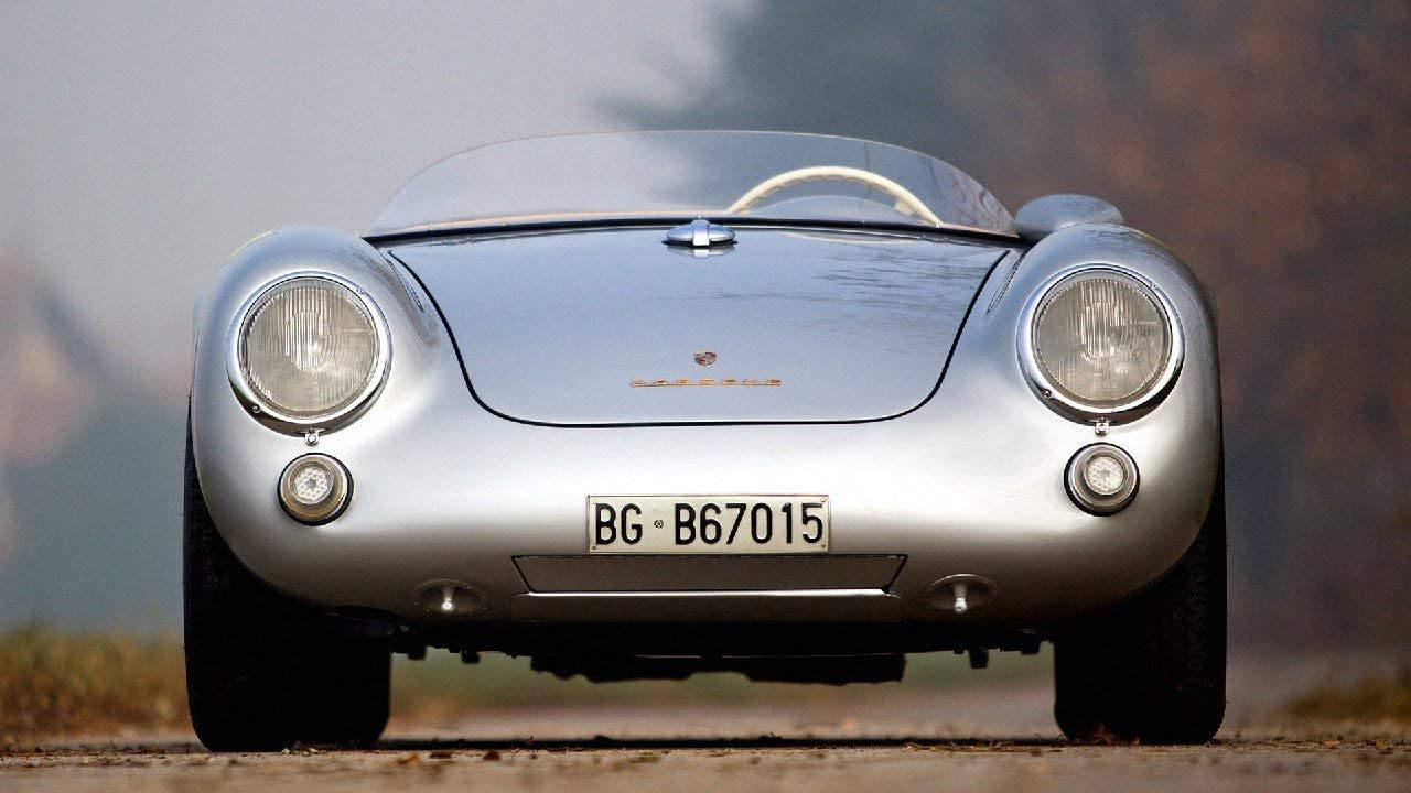 Lilarama USA 1954-Porsche-550-Spyder-V3- Ranking TOP3 - Car Elegant Classic Super