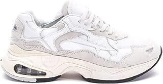 PREMIATA Luxury Fashion Womens SHARKYD023 White Sneakers | Fall Winter 19