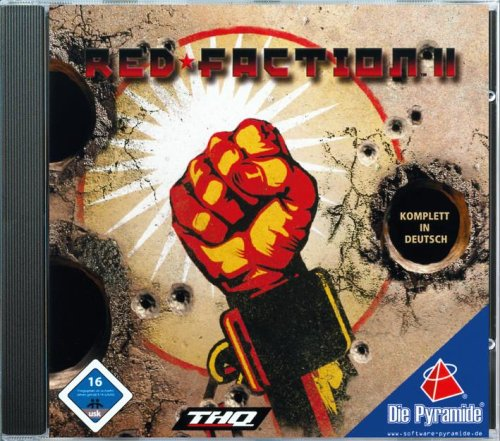 Red Faction II [Software Pyramide]