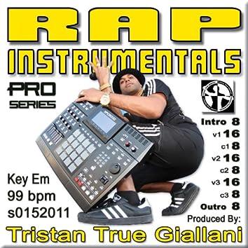 Rap Instrumentals (S0152011 Em 99 BPM)