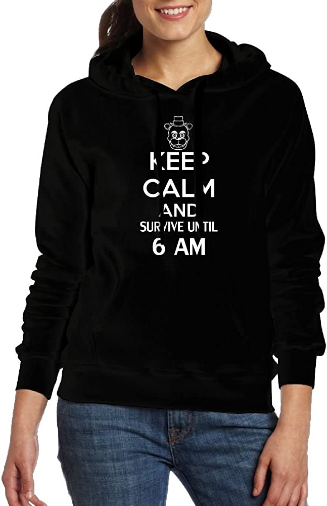 Five Nights at Freddy Foxy The Mangle Boys Girls Hoodie Long Sleeve Pullover Sweatshirts with Pocket