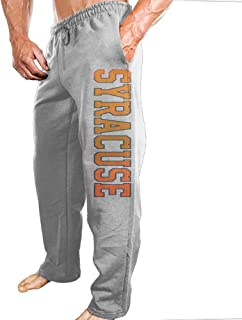 Men's Syracuse Orange Cool Personalized Fleece Sweatpants
