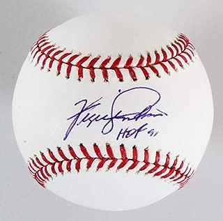 Best ferguson jenkins signed baseball Reviews