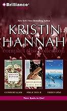 Kristin Hannah CD Collection: Comfort and Joy, Magic Hour, Firefly Lane