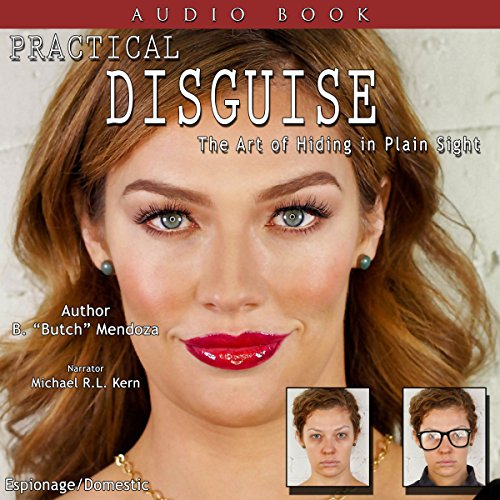 Practical Disguise: The Art of Hiding in Plain Sight audiobook cover art