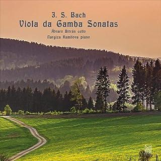 J.S. Bach: Viola de Gamba Sonatas