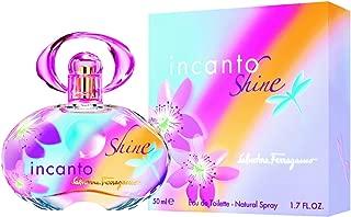 Incanto Shine By Salvatore Ferragamo For Women. Eau De Toilette Spray 1.7-Ounce