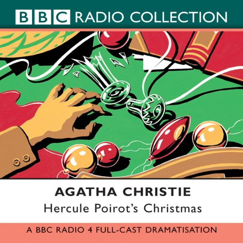 Hercule Poirot's Christmas (Dramatised) audiobook cover art