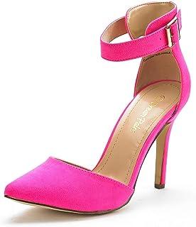 mejor amado gran calidad estilo popular Amazon.es: Vestido Rosa Fucsia - 37.5 / Zapatos para mujer ...