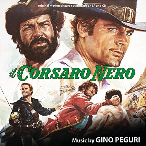 Il Corsaro Nero (LP+CD) [Vinilo]